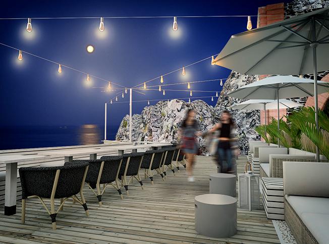 Architetto online progetto stabilimento balneare for Architetto on line