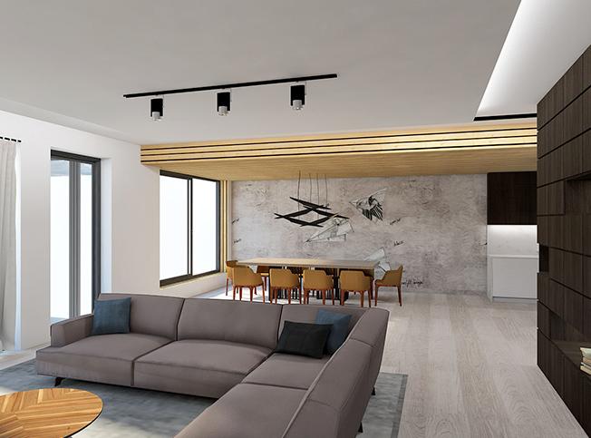 Architetto online progetto e arredo appartamento for Progettazione interni on line