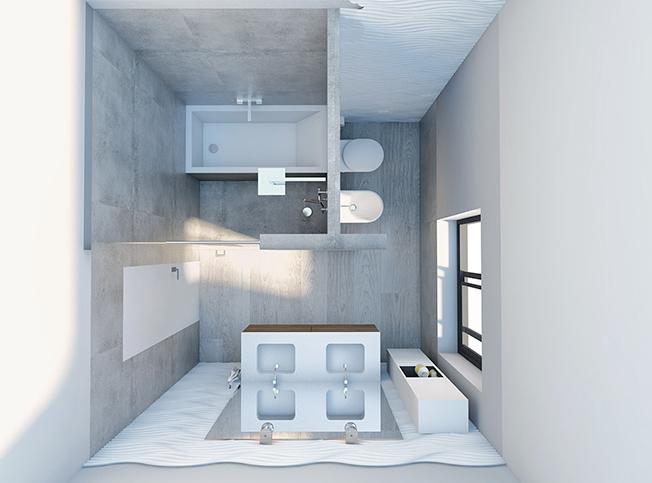 progettare stanza online elegant cucina con isola e