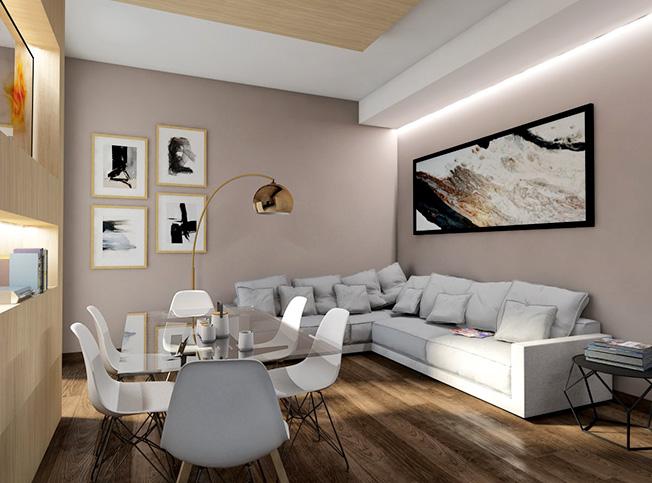 Progettazione Di Interni On Line : Architetto online progetto casa online arredi di interni