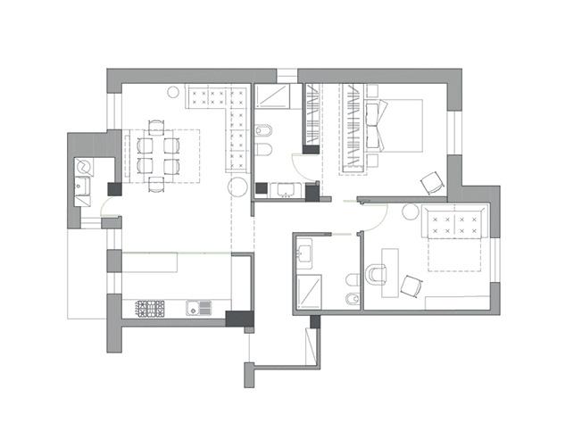 Architetto online progetto casa online arredi di interni for Disegnare progetto casa