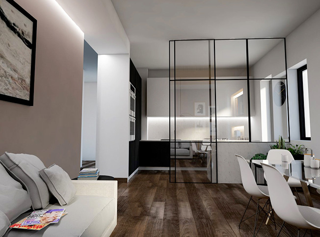 Architetto online progetto casa online arredi di interni - Arredi case moderne ...