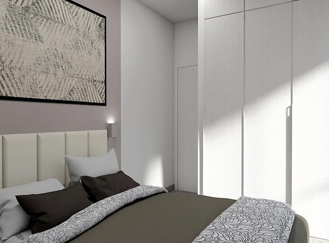 Architetto online | Progetto bilocale | Arredo di interni
