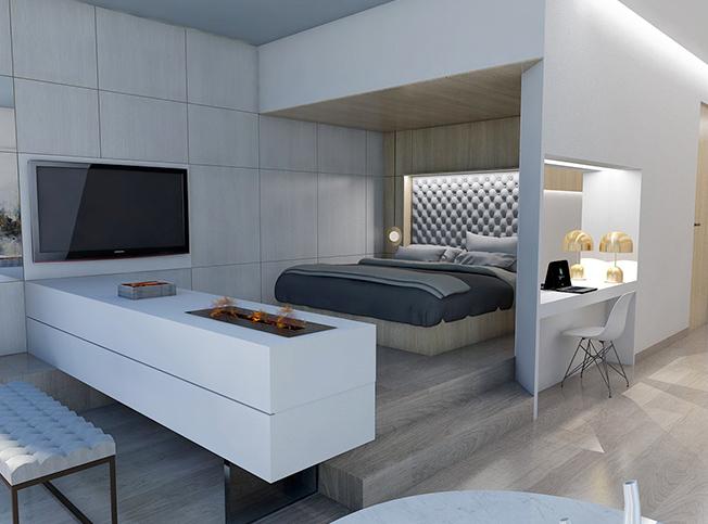 Architetto online progetto casa al mare arredi e for Progetto casa interni
