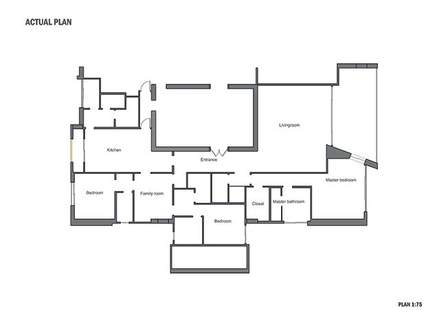 Architetto online progetto casa al mare arredi e for Disegnare planimetria casa online