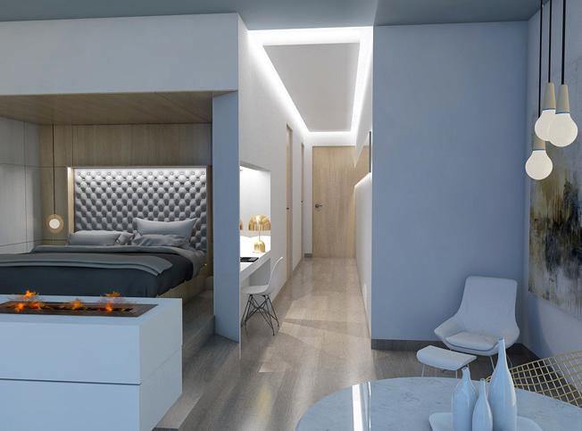 Architetto online | Progetto casa al mare | Arredi e disegno di mobili