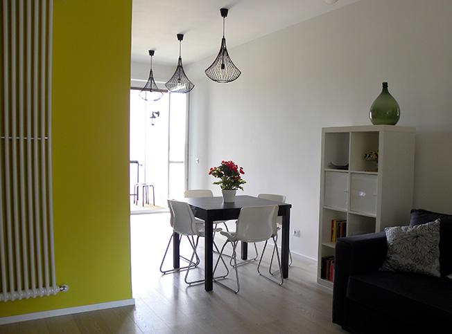 Zona living architetto ornella vaudo roma with architetto roma for Architetto di interni roma