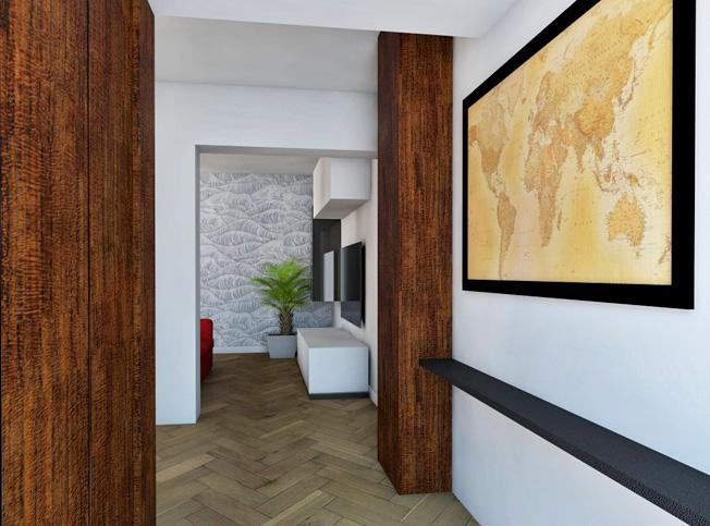 Architetto online ristrutturazione casa roma progetto for Architetto on line