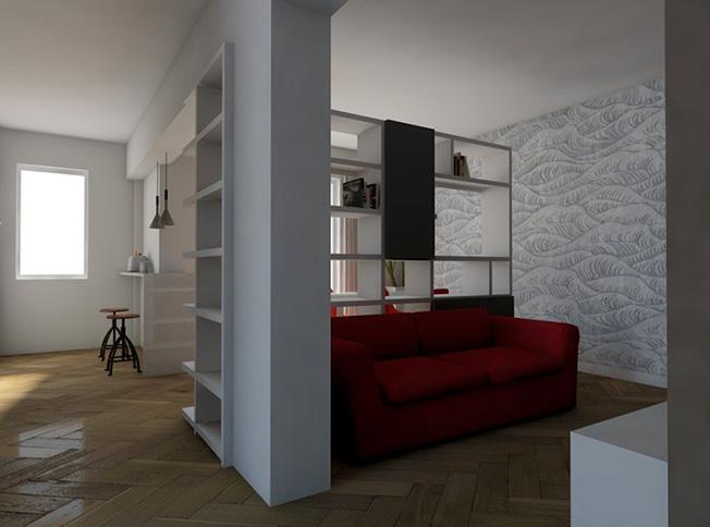 Architetto online ristrutturazione casa roma progetto - Progetto casa roma ...