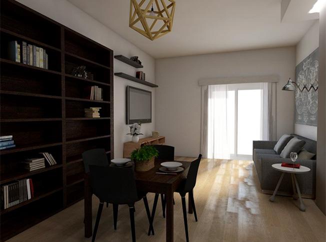 Architetto online ristrutturazione casa a roma for Architetto roma interni