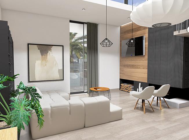 Architetto online progetto e arredo villa architetto for Progettazione interni on line