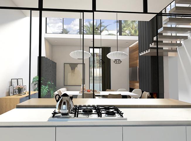 Progettazione Di Interni On Line : Architetto online progetto e arredo villa architetto di interni