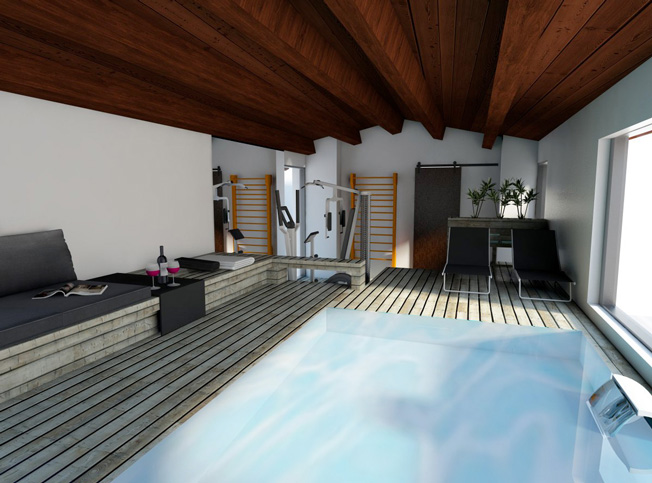 Architetto online restyling villa progetto e design di for Architetto di interni roma