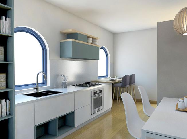 Architetto online   Progetto zona living online   Arredi di interni