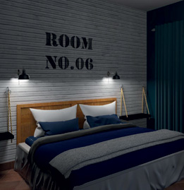 Restyling Hotel, architetto online StudioExNovo Roma